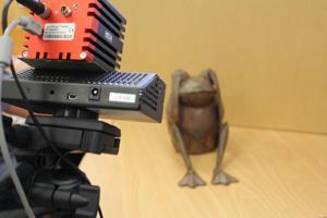 Chronoptics 3D Ranged Imaging