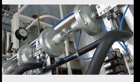 Supercritical Fluids Processing